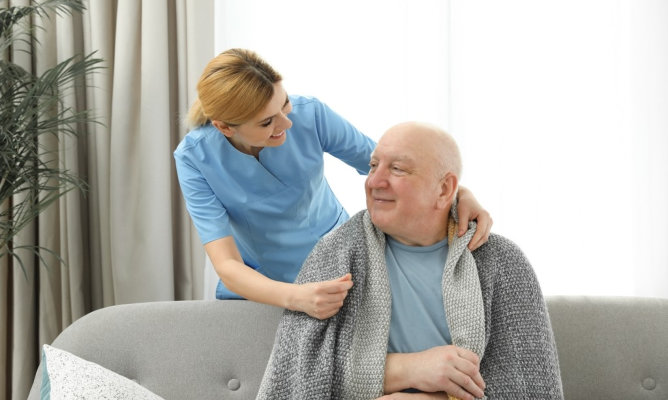 Providing Patients Hands-On Care in Their Homes