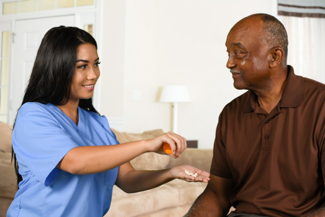 How Caregivers Can Help Manage Your Medications